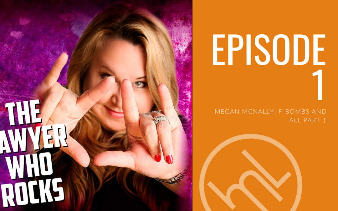 Megan McNally: F-Bombs and All Part 1